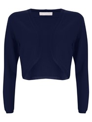 Havren Bella Shrug Navy
