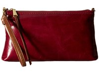 Hobo Darcy Red Plum Cross Body Handbags