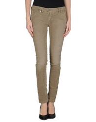 Jfour Casual Pants Khaki