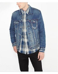 Levi's Denim Jacket Blue