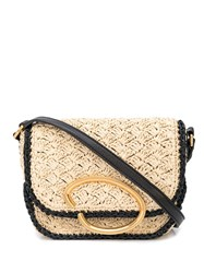 Oscar De La Renta O Shoulder Bag 60