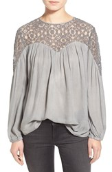 Young Fabulous And Broke Women's Young Fabulous And Broke 'Brynne' Lace Top