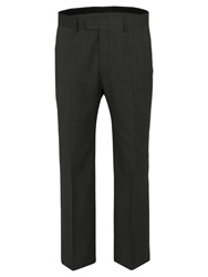 Racing Green Grey Birdseye Trouser