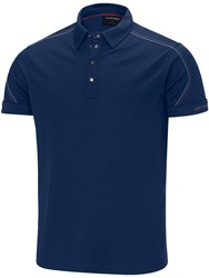 Galvin Green Men's Marco Ventil8 Polo Navy