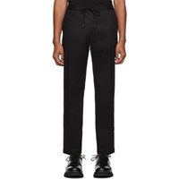 Boss Black Banks Stretch Trousers