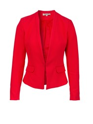Morgan Serge Fitted Jacket Hot Pink
