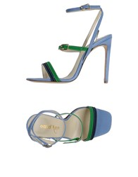 Ottod'ame Sandals Green