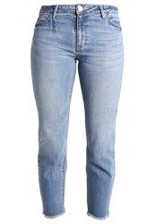 Vila Vihint Slim Fit Jeans Medium Blue Blue Denim