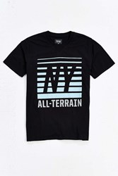 Icny Sport All Terrain Tee Black