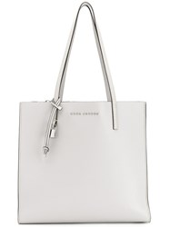 Marc Jacobs The Grind Tote Bag Grey