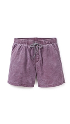 Katin Poolside Trunks Eggplant