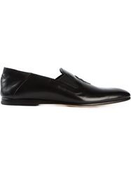 Alexander Mcqueen Raised Skull Loafers