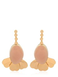 Marni Flora Resin Earrings