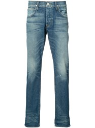 Hudson Blake Jeans Men Cotton Spandex Elastane 33 Blue