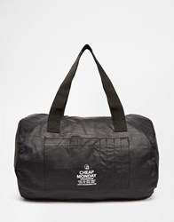 Cheap Monday Fantastic Weekend Bag Black