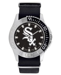 Game Time Chicago White Sox Starter Watch Black