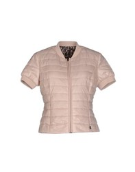Trussardi Jeans Coats And Jackets Jackets Women Pink