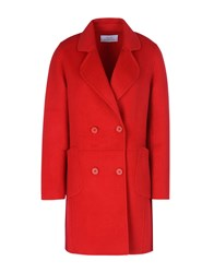 Jolie By Edward Spiers Coats Red