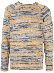 Tomorrowland Striped Sweater Multicolour