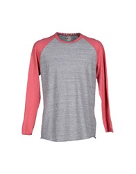 Todd Snyder Topwear T Shirts Men Grey