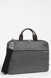 Men's Jack Spade 'Tech Oxford' Slim Laptop Briefcase