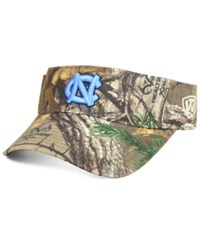 Top Of The World North Carolina Tar Heels Rtx Visor Camo