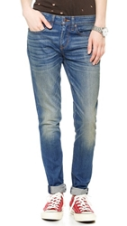 6397 Loose Skinny Jeans Medium Dirty