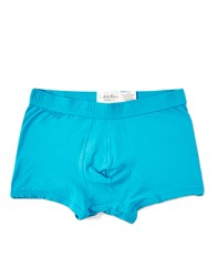 Calvin Klein Underwear Infinite Cotton Trunk Blue