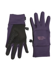 The North Face Accessories Gloves Purple