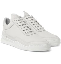Filling Pieces Ghost Nubuck Sneakers White