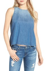 Ag Jeans Women's The Brie Chambray Shell