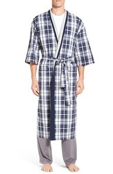 Men's Majestic International 'Mad 4 Plaid' Robe