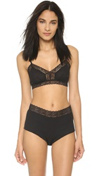 Morgan Lane Lily Of The Valley Madeliene Bra Noir