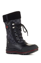 Cougar Como Waterproof Boot Black