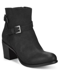 American Rag Peyton Booties Only At Macy's Women's Shoes Black