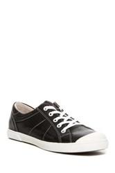 Josef Seibel Lilo 13 Leather Sneaker Black