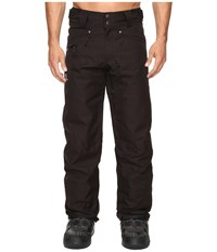 Salomon Fantasy Pants Black Men's Casual Pants