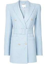Alice Mccall That's All Short Coat Blue