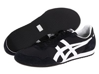 Onitsuka Tiger By Asics Serrano Zappos Exclusive Black White Classic Shoes