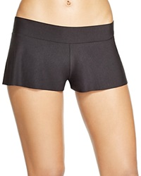 Commando Butter Petal Shorts Midnight Black