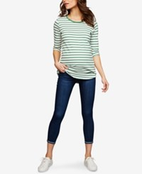A Pea In The Pod Maternity Skinny Ankle Jeans Laughlin