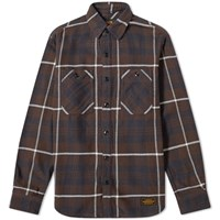 Neighborhood Lumbers Shirt Brown