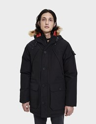 Penfield Hoosac Rf Parka In Black