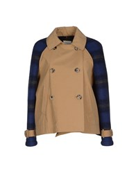 Band Of Outsiders Coats And Jackets Jackets Women Camel
