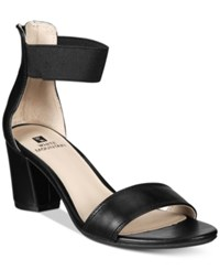 White Mountain Elinie Dress Sandals A Macy's Exclusive Style Women's Shoes Black