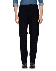 Forme D'expression Casual Pants Black