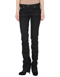 Ean 13 Denim Pants Black