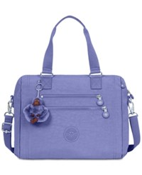 Kipling Bevine Medium Satchel Bold Purple