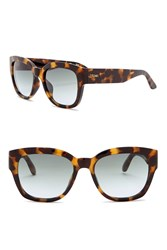 Toms Audrina 51Mm Oversized Sunglasses Open Miscellaneous