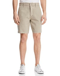 Joe's Jeans Twill Regular Fit Shorts 100 Exclusive Crew Khaki